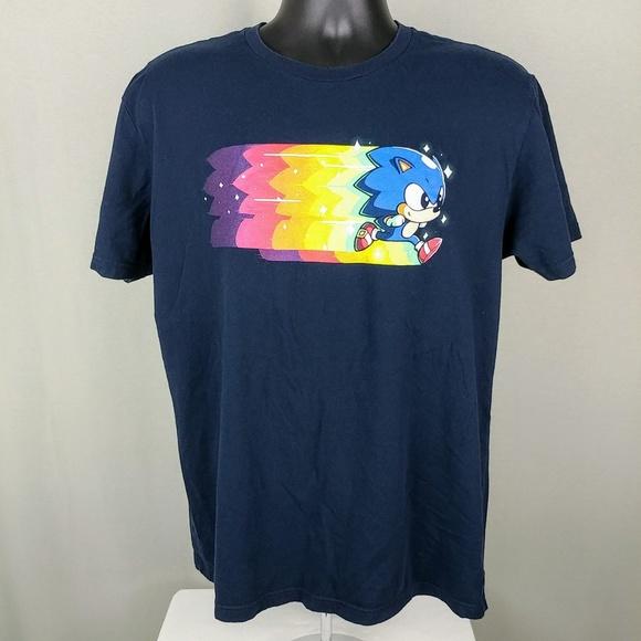 db9d0ad3 teeturtle Shirts   Sonic The Hedgehog Gamer Tshirt   Poshmark